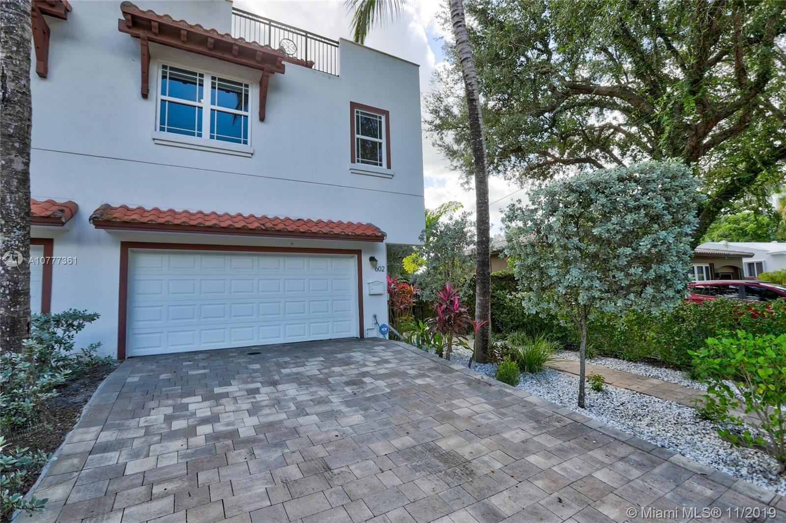 602 SW 11th Ct, Fort Lauderdale, FL 33315 - #: A10777361