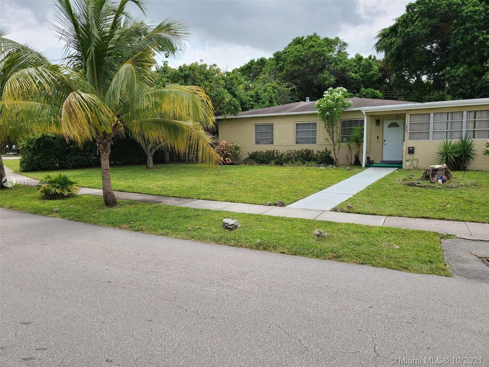 16850 NE 8th Ave, North Miami Beach, FL 33162 - #: A11106362