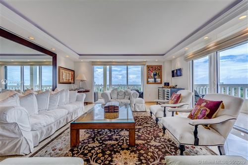 Photo of 9801 Collins Ave #11L+Cab25, Bal Harbour, FL 33154 (MLS # A10656363)