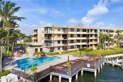 Photo of 12000 N Bayshore Dr #209, North Miami, FL 33181 (MLS # A11006363)