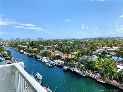 Photo of 2020 NE 135th St #909, North Miami, FL 33181 (MLS # A11023363)