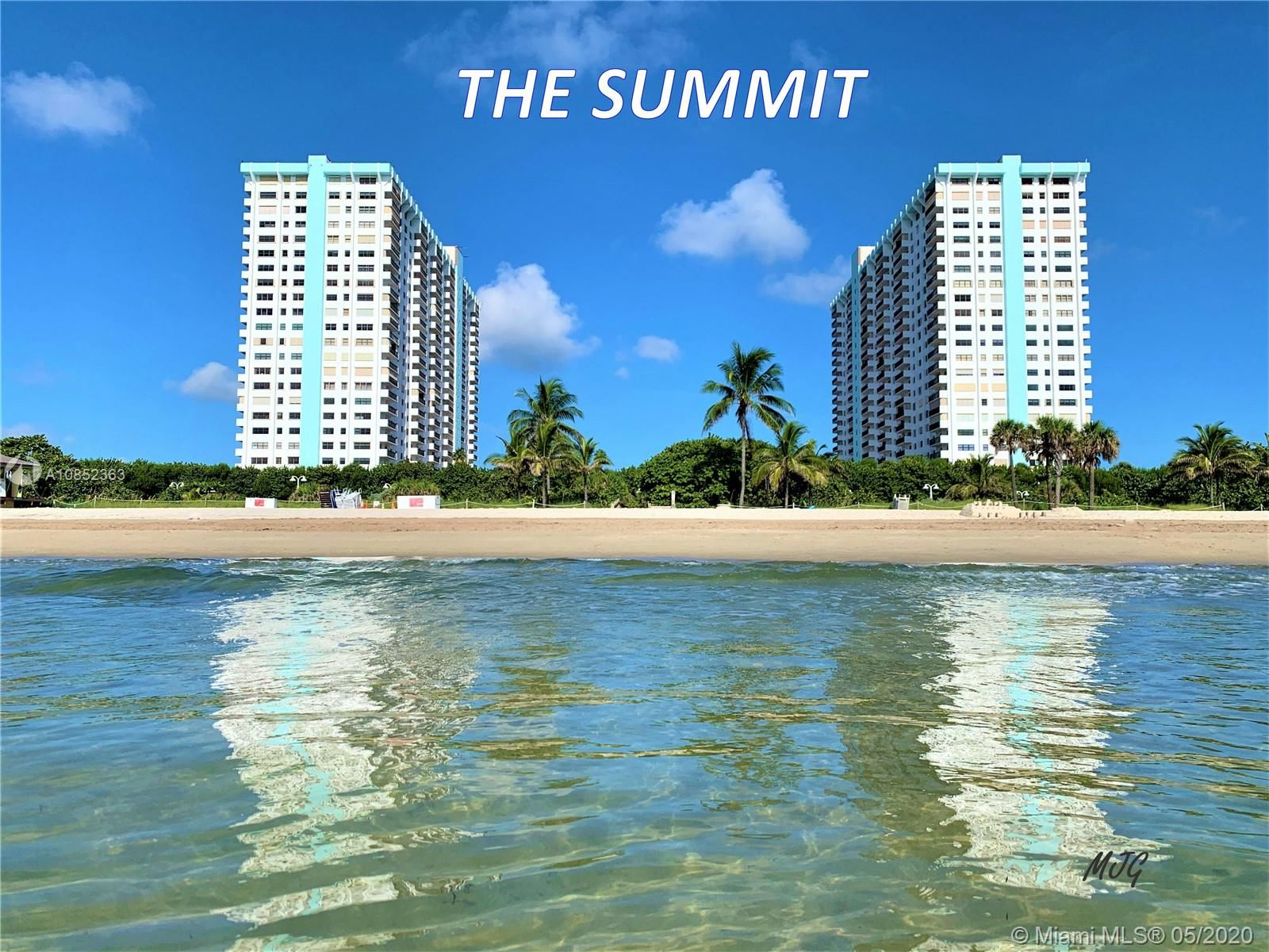 1201 S Ocean Dr #2203N, Hollywood, FL 33019 - #: A10852363
