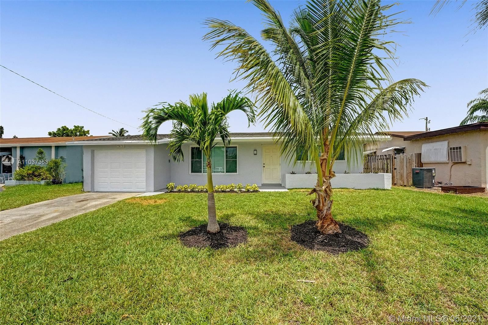 9471 NW 24th PL., Sunrise, FL 33322 - #: A11037363