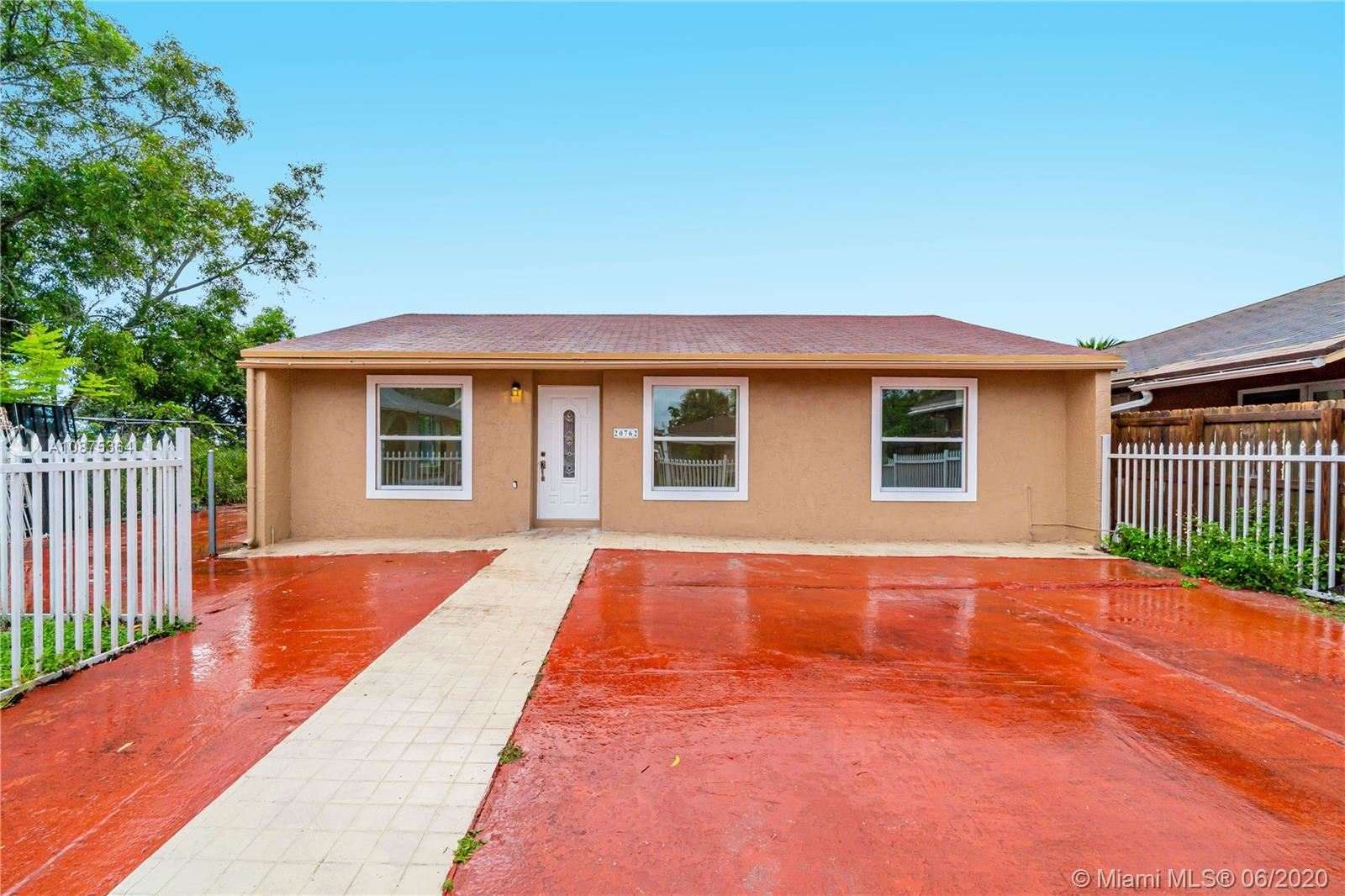 20762 NW 41st Ave Rd, Miami Gardens, FL 33055 - #: A10875364