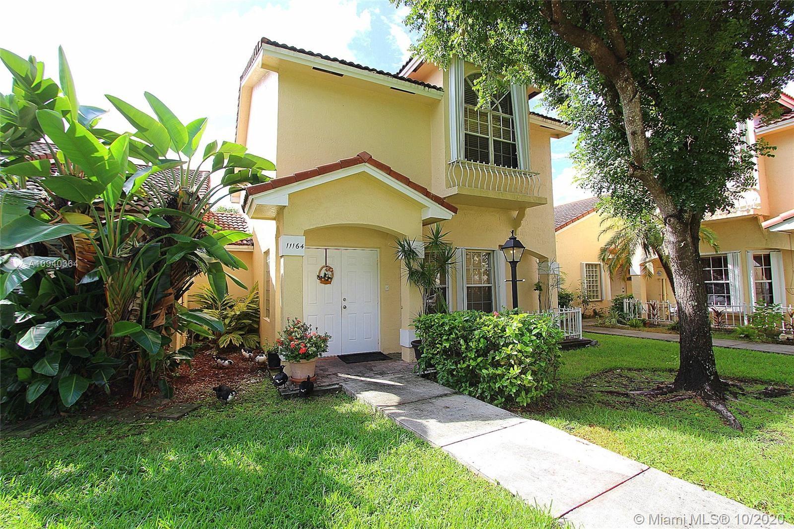 11164 SW 153rd Ct #11164, Miami, FL 33196 - #: A10940364