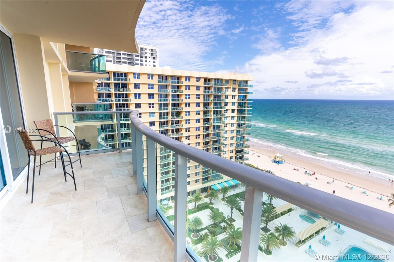 2501 S Ocean Dr #1525, Hollywood, FL 33019 - #: A10969364