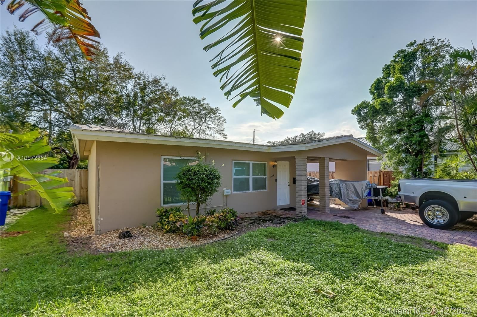1604 NE 5th Ct, Fort Lauderdale, FL 33301 - #: A10972364