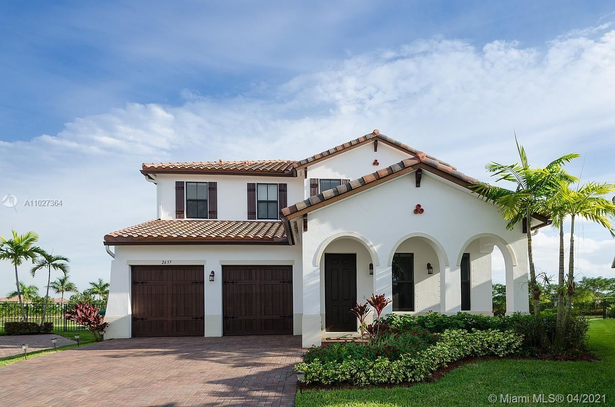 Photo of 2637 NW 84th Way, Cooper City, FL 33024 (MLS # A11027364)