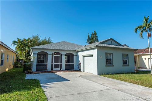 Photo of 86 NW 3 Street, Homestead, FL 33030 (MLS # A10839365)