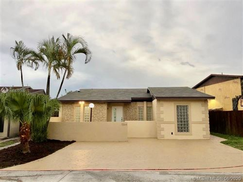 Photo of Listing MLS a10877365 in 5564 NW 193rd Ln Miami Gardens FL 33055