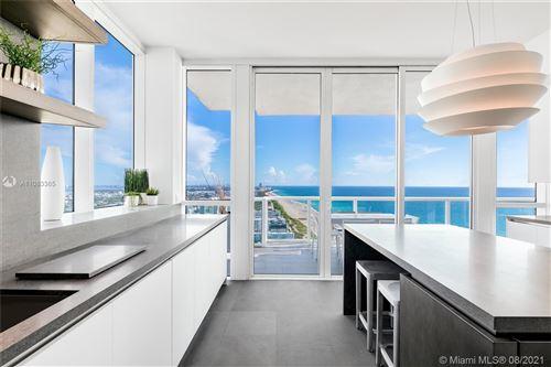 Photo of 50 S Pointe Dr #3401, Miami Beach, FL 33139 (MLS # A11083365)