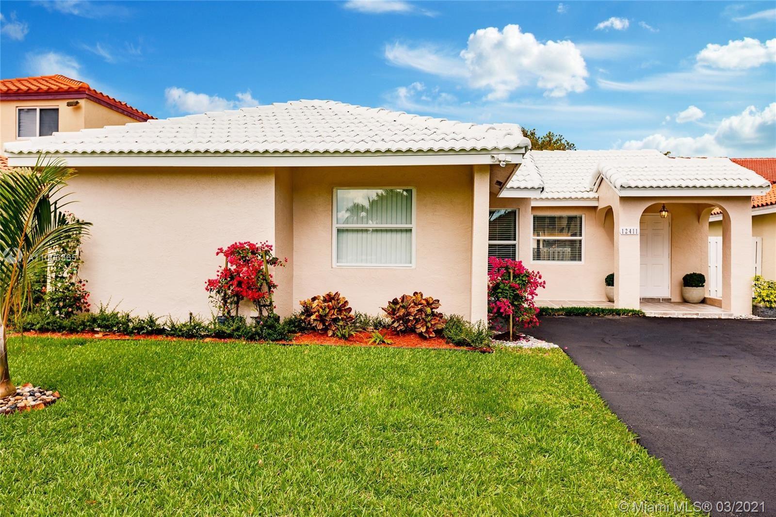12411 SW 95th Ter, Miami, FL 33186 - #: A11006365