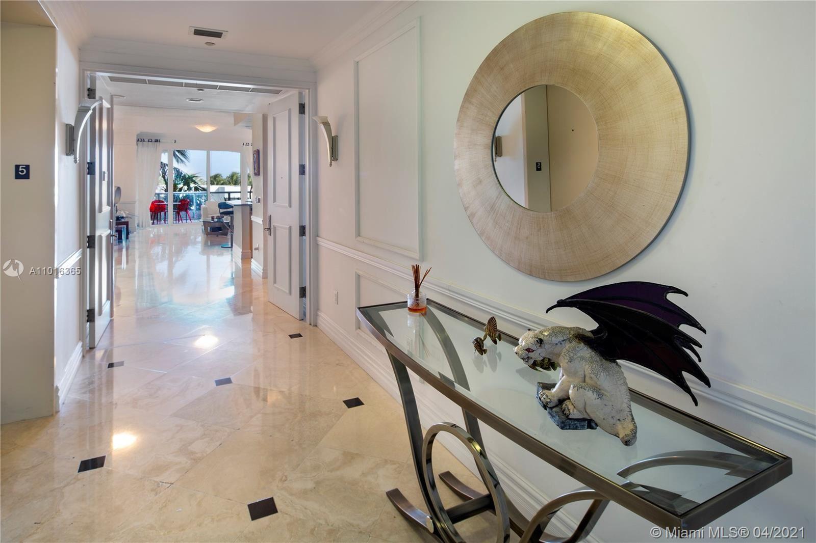 100 S Pointe Dr #508, Miami Beach, FL 33139 - #: A11016365
