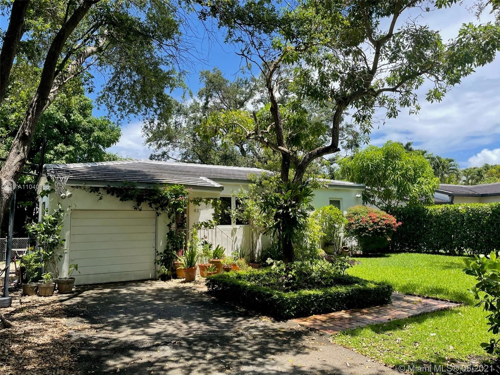 Photo of 437 Blue Rd, Coral Gables, FL 33146 (MLS # A11040365)