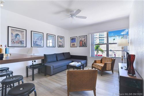 Photo of 7326 Collins Ave #302, Miami Beach, FL 33141 (MLS # A10932366)