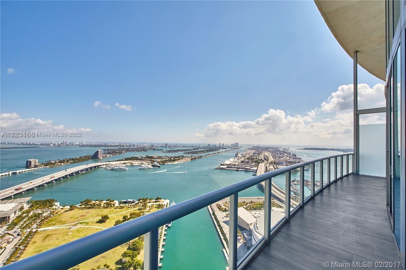 888 Biscayne Blvd #1811, Miami, FL 33132 - #: A10922366