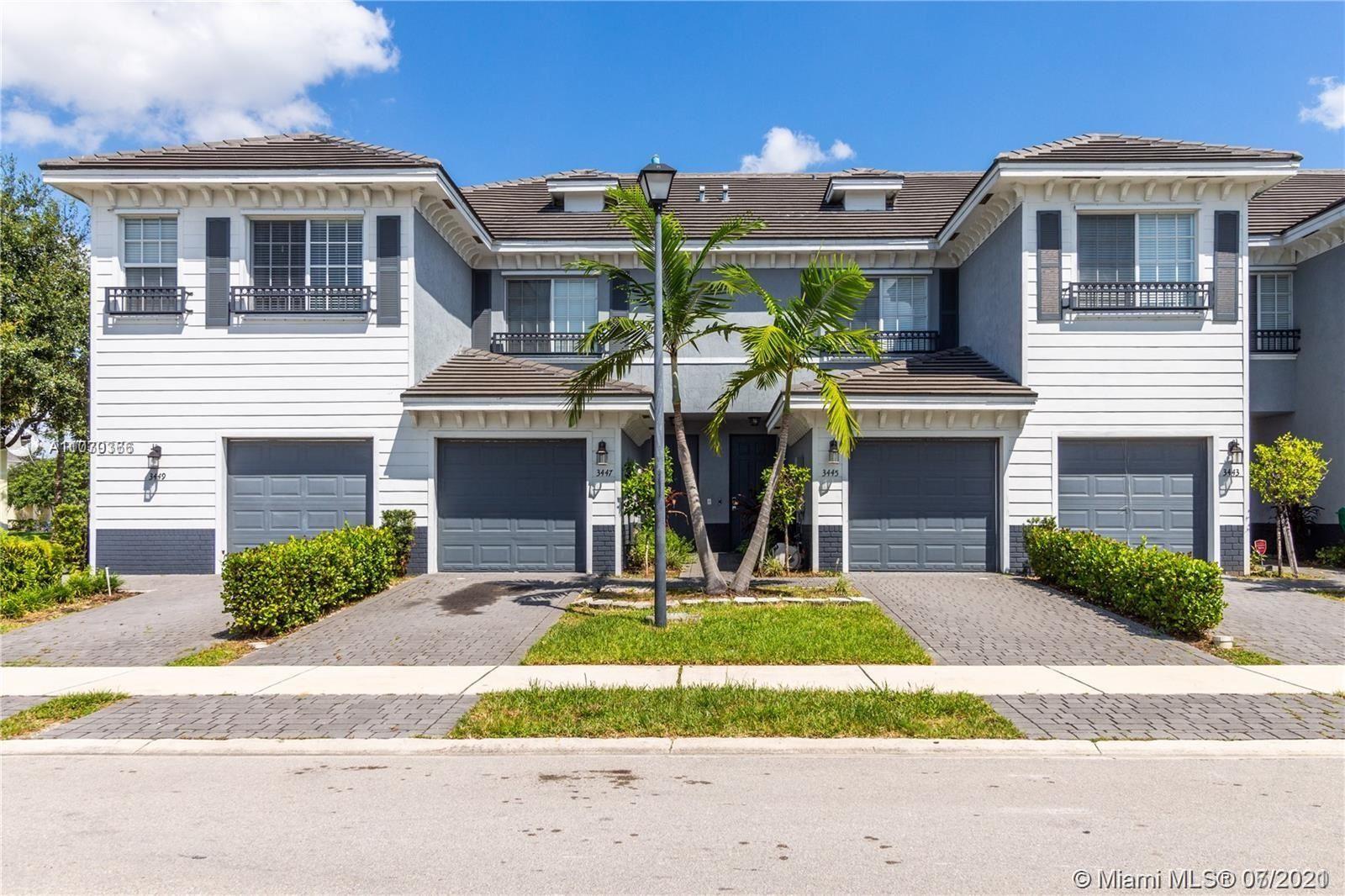 Photo of 3491 NW 13th St, Lauderhill, FL 33311 (MLS # A11070366)