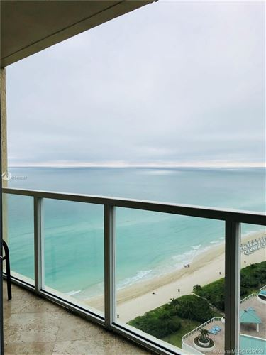 Photo of 16699 Collins Ave #2209, Sunny Isles Beach, FL 33160 (MLS # A10409367)