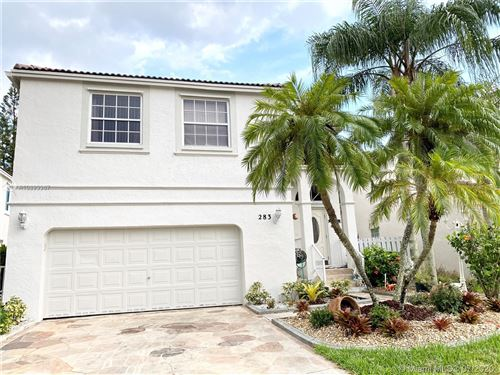 Photo of Listing MLS a10893367 in 283 NW 152nd Ave Pembroke Pines FL 33028