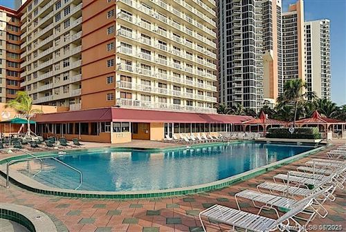 Photo of 19201 Collins Ave #842, Sunny Isles Beach, FL 33160 (MLS # A11056367)