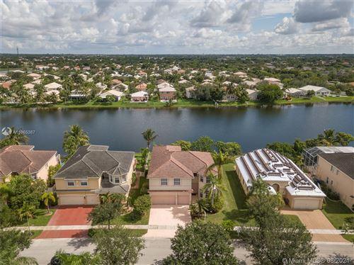 Photo of 16295 SW 14th St, Pembroke Pines, FL 33027 (MLS # A11065367)