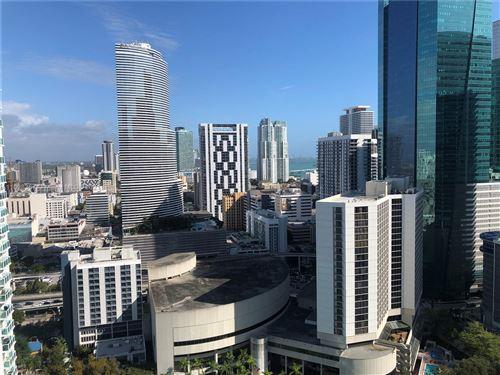 Photo of 41 SE 5th St #1801, Miami, FL 33131 (MLS # A11098367)