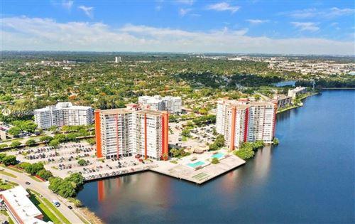 Photo of 1301 NE Miami Gardens Dr #1014W, Miami, FL 33179 (MLS # A11115367)