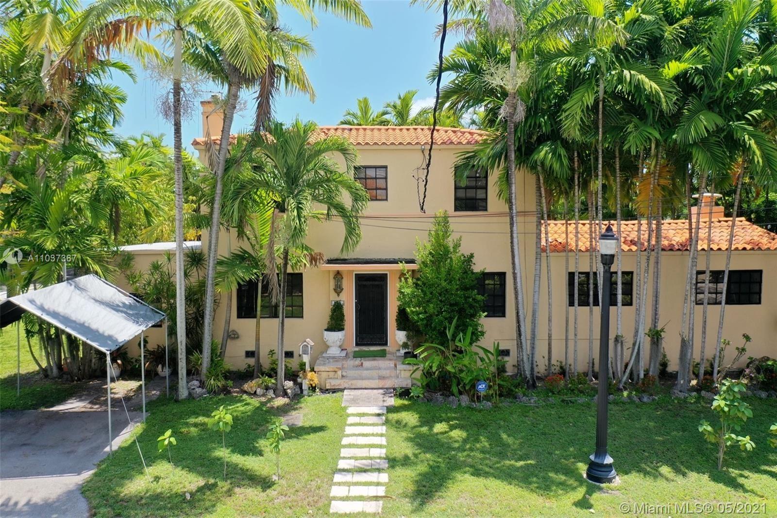 315 W San Marino Dr, Miami Beach, FL 33139 - #: A11037367