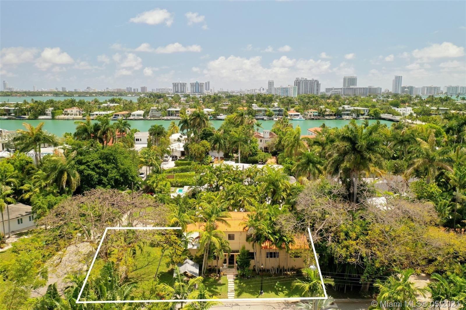 Photo of 315 W San Marino Dr, Miami Beach, FL 33139 (MLS # A11037367)