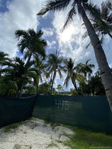 Photo of Listing MLS a10896368 in 445 Allendale Rd Key Biscayne FL 33149