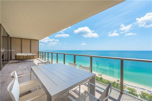 Photo of 9705 Collins Ave #2003N, Bal Harbour, FL 33154 (MLS # A10964368)