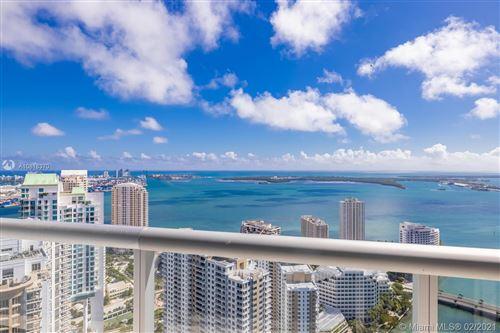 Photo of 475 Brickell Ave #4807, Miami, FL 33131 (MLS # A10818370)
