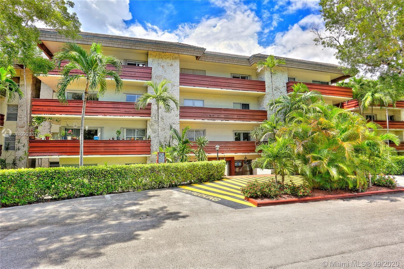 1205 Mariposa Ave #321, Coral Gables, FL 33146 - #: A10926370
