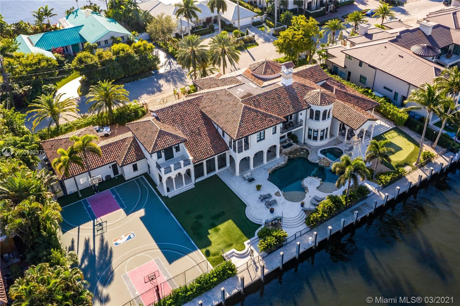 2571 Del Lago Dr, Fort Lauderdale, FL 33316 - #: A10993370