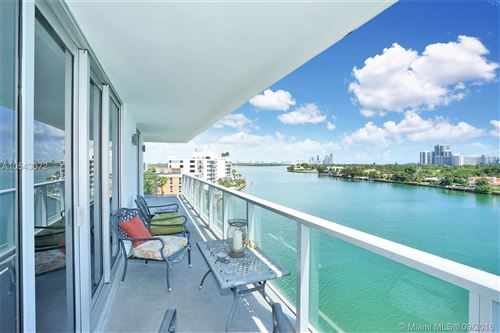 Foto de inmueble con direccion 9901 E Bay Harbor Dr #701 Bay Harbor Islands FL 33154 con MLS A10543372