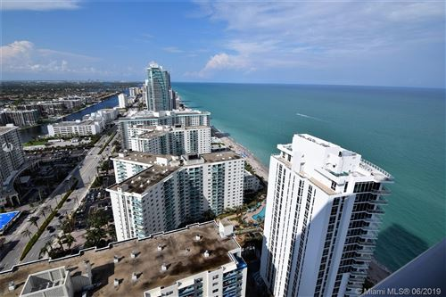 Photo of 4111 S Ocean Dr #3004, Hollywood, FL 33019 (MLS # A10688372)