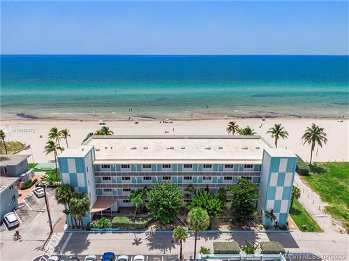 Foto de inmueble con direccion 1801 S Surf Rd #3I Hollywood FL 33019 con MLS A10886372