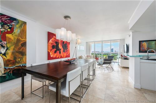 Photo of 1900 Sunset Harbour Dr #1907, Miami Beach, FL 33139 (MLS # A10896372)
