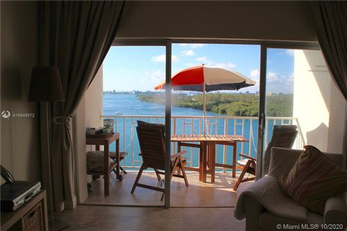 Photo of 300 Bayview Dr #1012, Sunny Isles Beach, FL 33160 (MLS # A10949372)