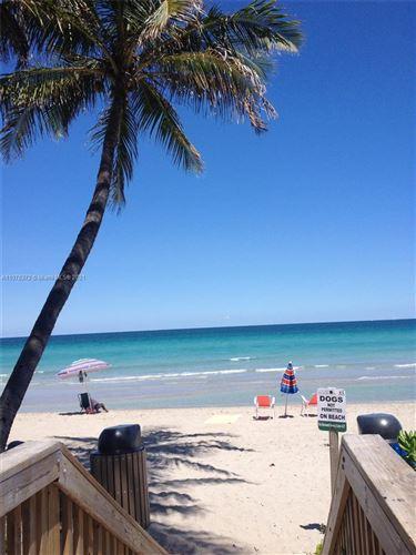 Tiny photo for 2097 S Ocean Dr #405, Hallandale Beach, FL 33009 (MLS # A11078372)