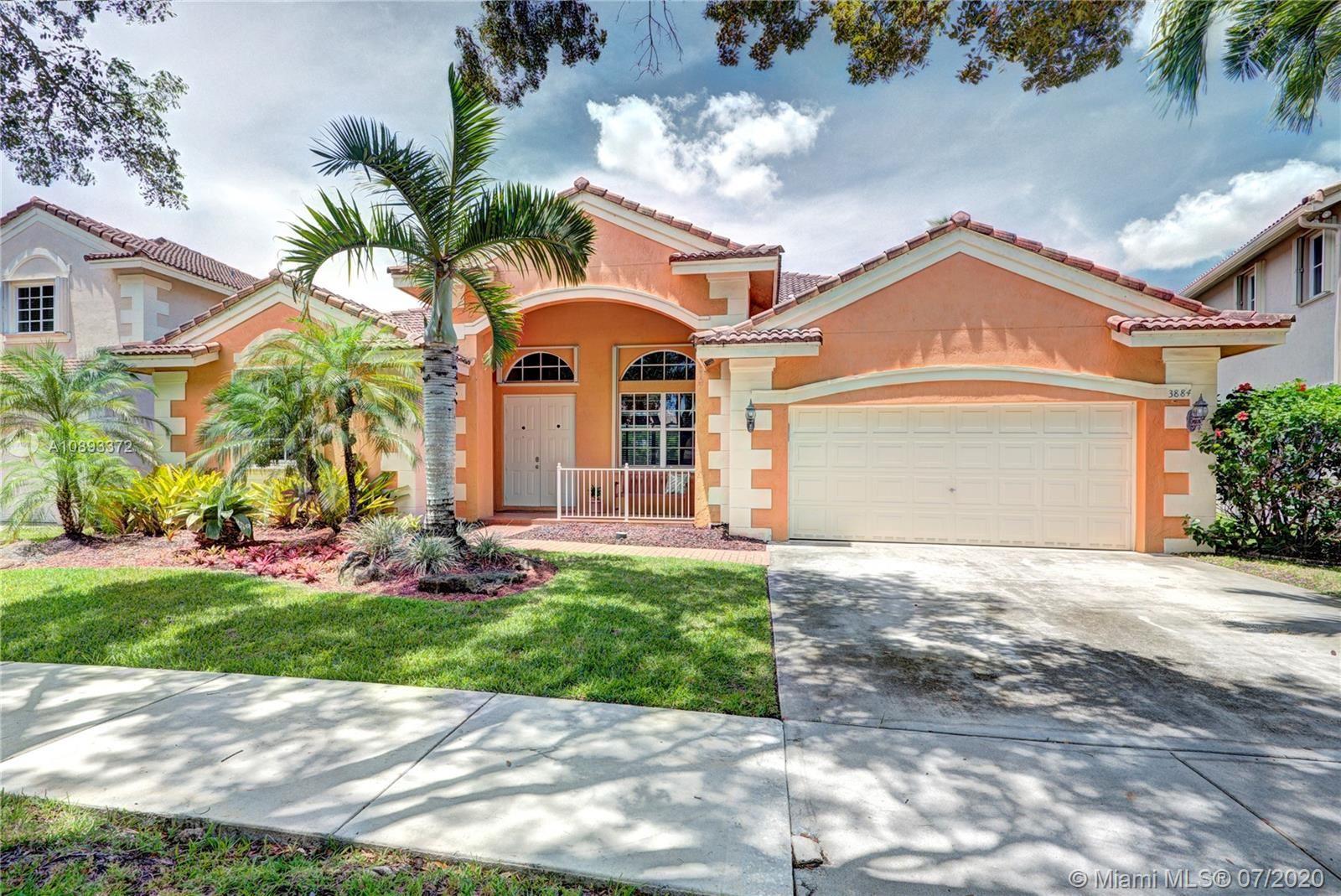 3884 Heron Ridge Ln, Weston, FL 33331 - #: A10893372
