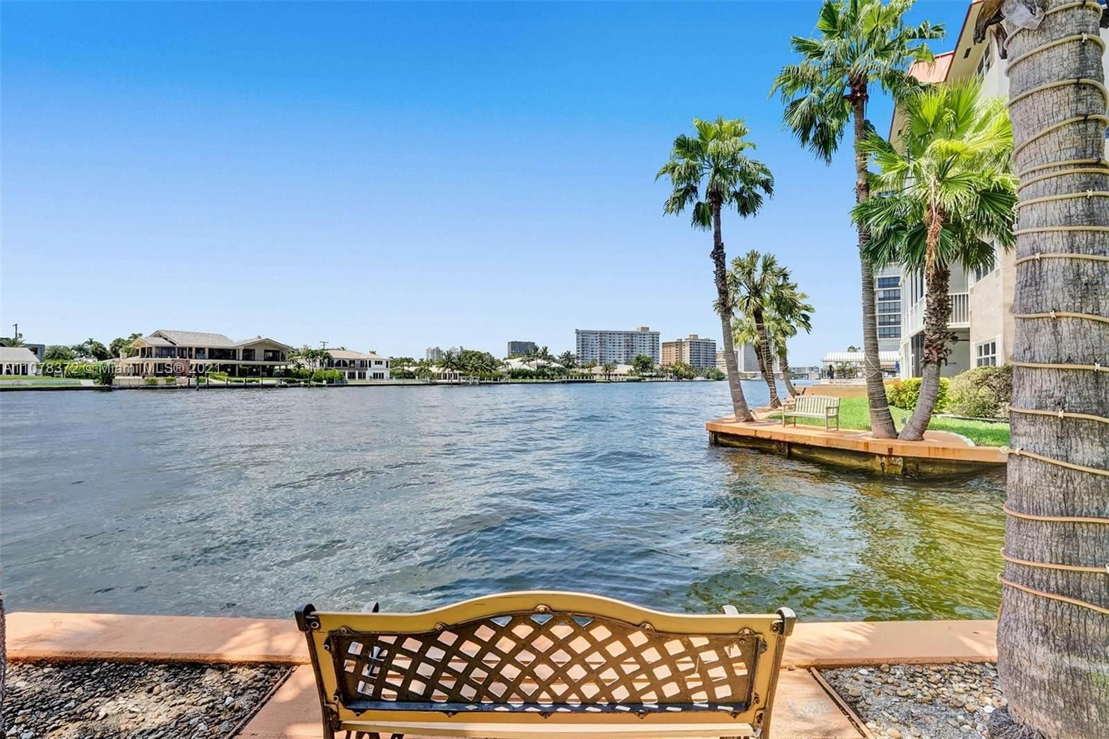 Photo for 2097 S Ocean Dr #405, Hallandale Beach, FL 33009 (MLS # A11078372)