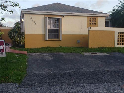 Photo of 14958 SW 74th Ter, Miami, FL 33193 (MLS # A10906373)