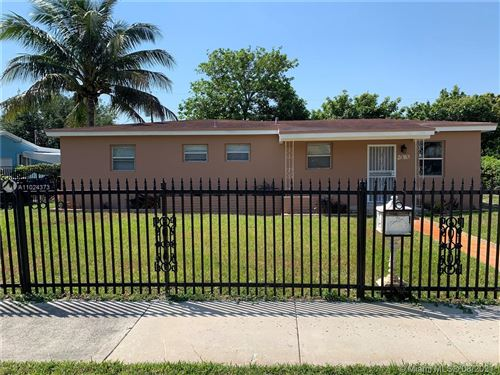 Photo of 2010 NW 187th St, Miami Gardens, FL 33056 (MLS # A11024373)