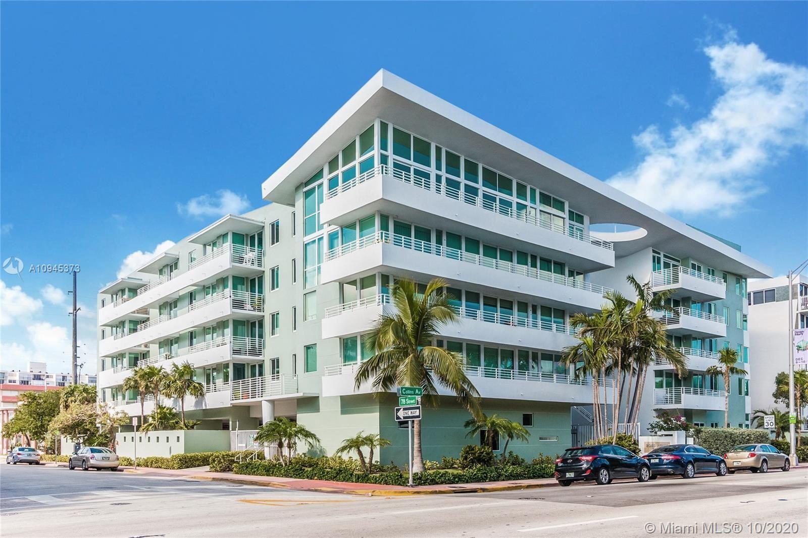 7800 Collins Ave #503, Miami Beach, FL 33141 - #: A10945373
