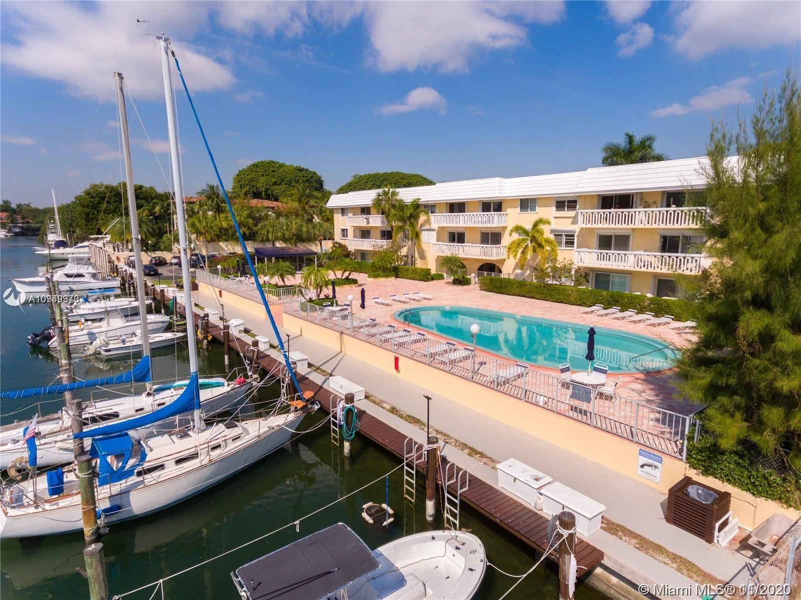 100 Edgewater Dr #117, Coral Gables, FL 33133 - #: A10949373