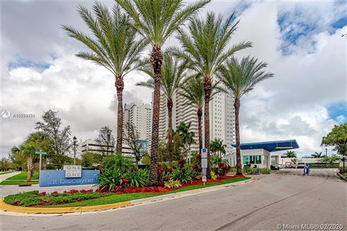 Photo of 15051 Royal Oaks Ln #2305, North Miami, FL 33181 (MLS # A10784374)