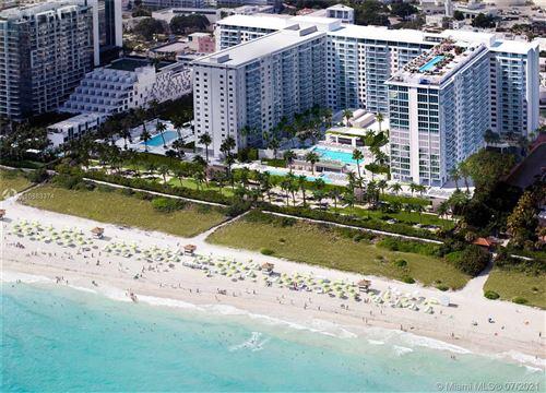 Photo of 2301 Collins Ave #526, Miami Beach, FL 33139 (MLS # A10883374)