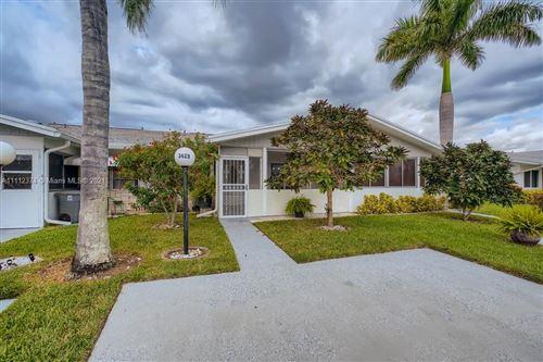 Photo of 3429 Christopher Street, West Palm Beach, FL 33417 (MLS # A11112374)