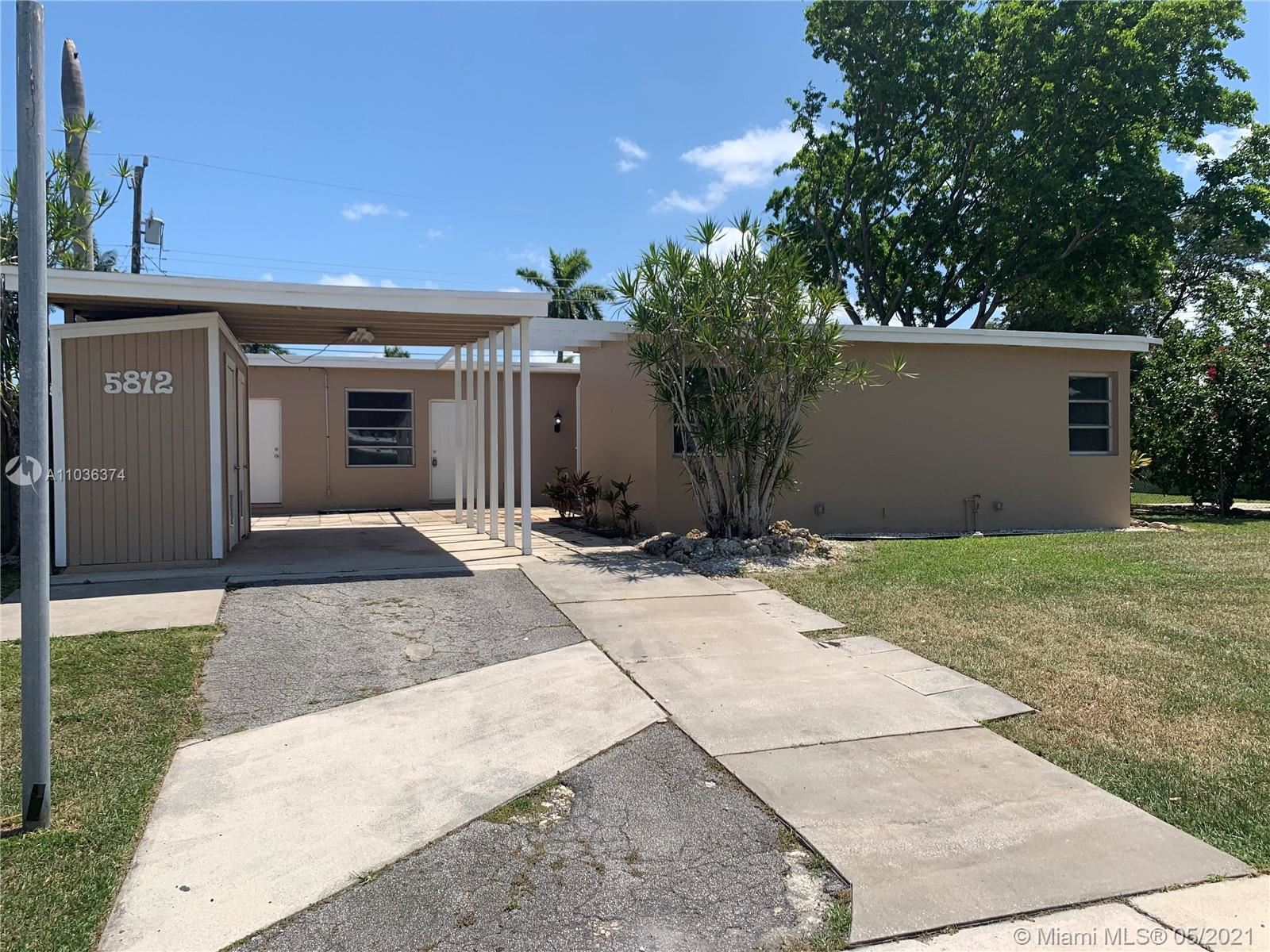Photo of 5812 NW 20th St, Margate, FL 33063 (MLS # A11036374)